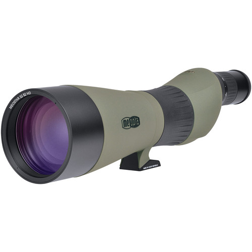 Meopta MeoStar S2 82 HD Spotting Scope (Straight Viewing, Requires Eyepiece)