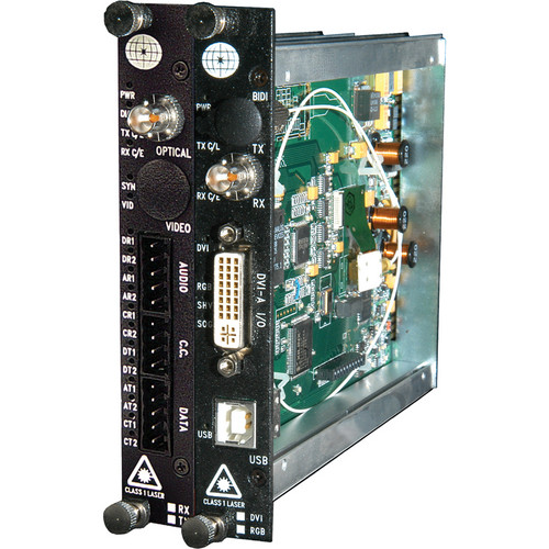 Meridian Technologies DR-1DV2A1D/1D-0 DigiView DVI Receiver with RS-232C Support