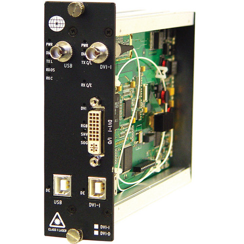 Meridian Technologies DT-1RG1Q2A/1Q2A-0 KVM Digitally-Encoded Transmitter System