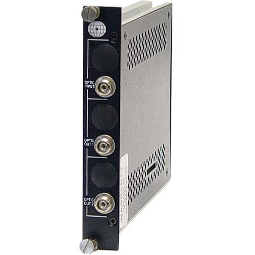 Meridian Technologies 2-channel Optical Demultiplexer (Single-mode)