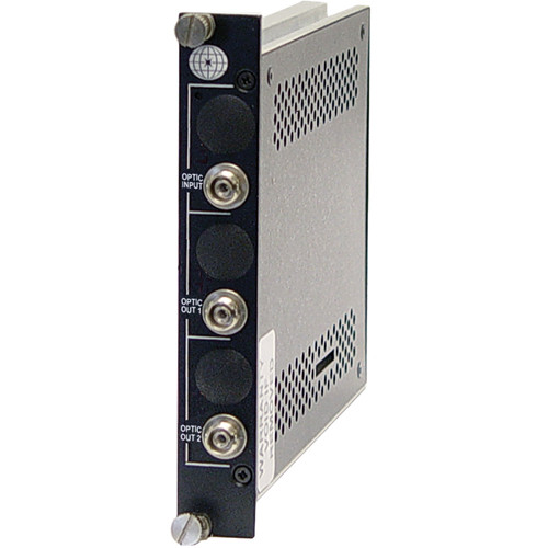Meridian Technologies 2-channel Optical Demultiplexer