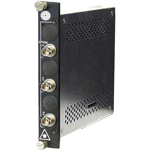 Meridian Technologies SP-1X2-62MM 2-Channel Multimode Fiber Optic Splitter