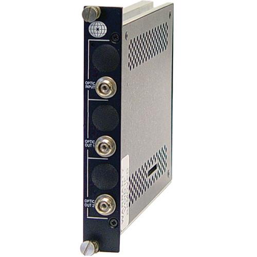 Meridian Technologies SP-1X2-SM 2-Channel Singlemode Fiber Optic Splitter