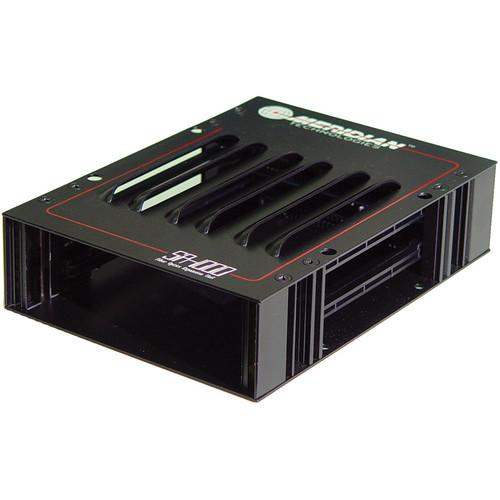 Meridian Technologies SR-1001/S Universal Standalone 2-Slot Subrack Frame