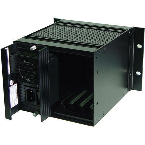 Meridian Technologies SR-1200/S Universal Standalone 4-Slot Subrack Frame