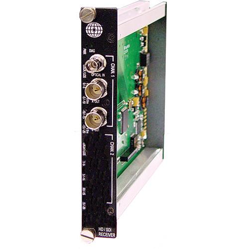 Meridian Technologies SR-1HD-1  Fiber Transmission System (Receiver)
