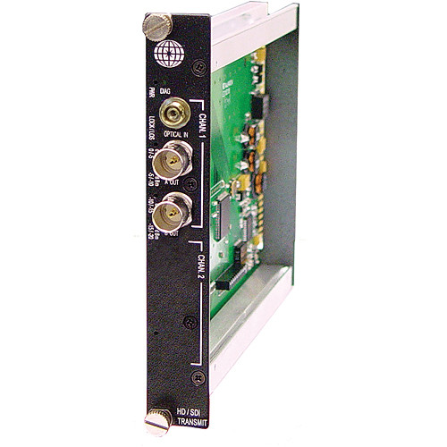 Meridian Technologies 1-channel Single-mode Multi-rate 3G-SDI Video Receiver
