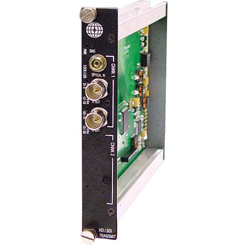 Meridian Technologies SR-1HG-3  Fiber Transmission System (Receiver)