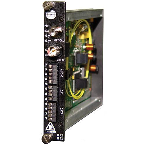 Meridian Technologies SR-1W1A2C/1A2C-2  Fiber Transmission System (Receiver)