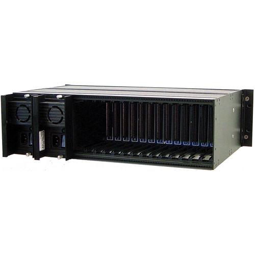 "Meridian Technologies SR-2001/AR1 19"" Universal Subrack Frame"