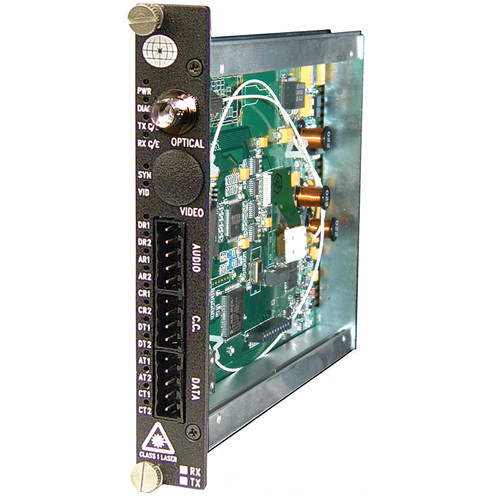 Meridian Technologies SR-2A-1  Fiber Transmission System (Receiver)