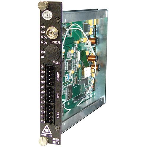 Meridian Technologies SR-2A-3  Fiber Transmission System (Receiver)