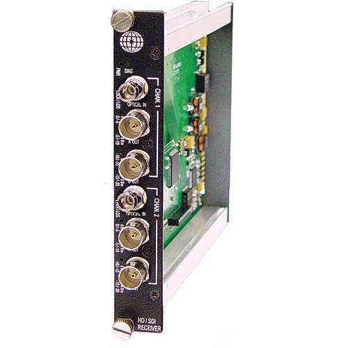 Meridian Technologies SR-2HG-1  Fiber Transmission System (Receiver)