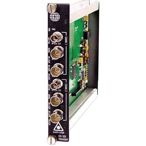 Meridian Technologies ST-2HD-1  Fiber Transmission System (Transmitter)