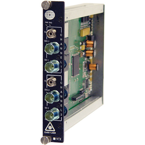 Meridian Technologies ST-2HD-3 Fiber Transmission System (Transmitter)