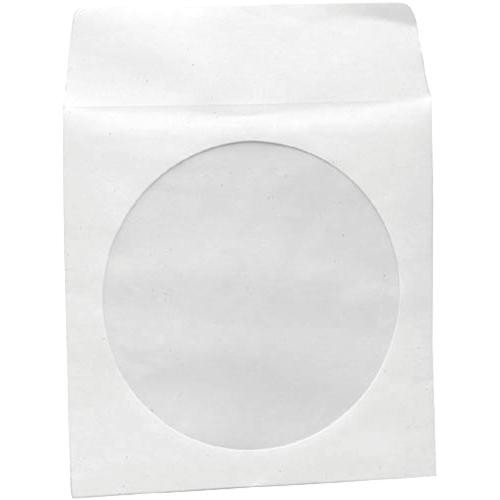 Merit Line Paper Sleeve with Window (25)