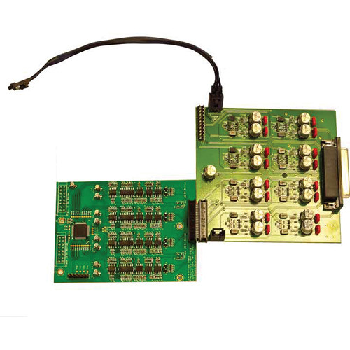 Metric Halo ULN-R Mic Preamp Option for LIO-8 (Channels 1-4)