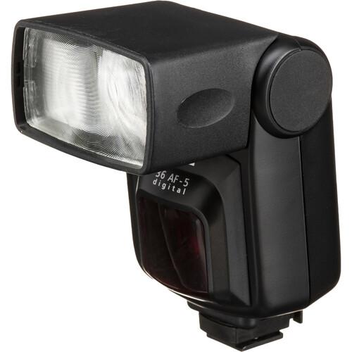 Metz mecablitz 36 AF-5 digital Flash for Olympus/Panasonic/Leica Cameras