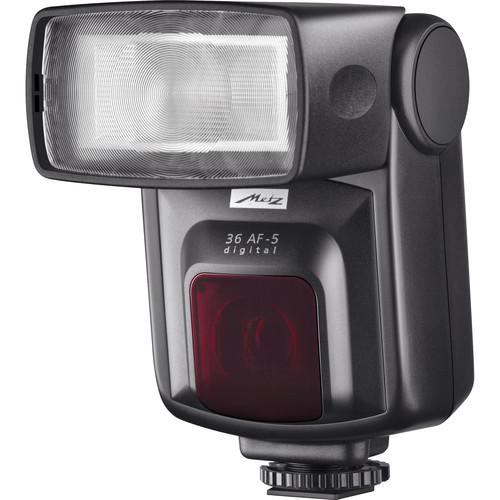 Metz mecablitz 36 AF-5 digital Flash for Nikon Cameras