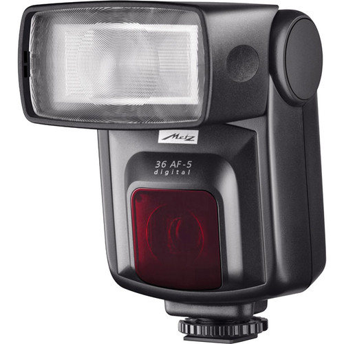 Metz mecablitz 36 AF-5 digital Flash for Sony/Minolta Cameras