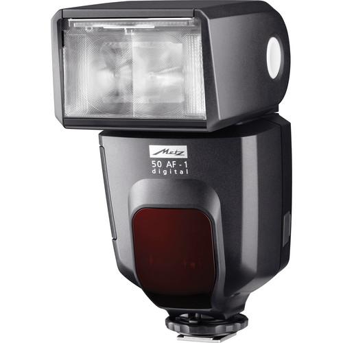 Metz mecablitz 50 AF-1 digital Flash for Olympus/Panasonic/Leica Cameras
