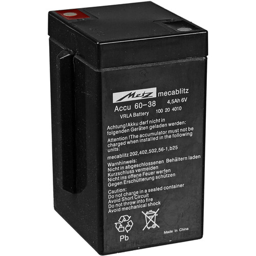 Metz 60-38 Dryfit Battery
