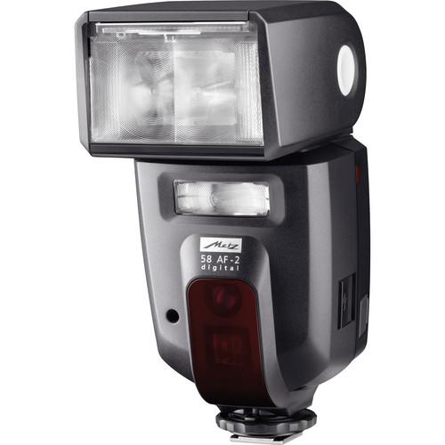Metz mecablitz 58 AF-2 digital Flash for Olympus/Panasonic/Leica Cameras
