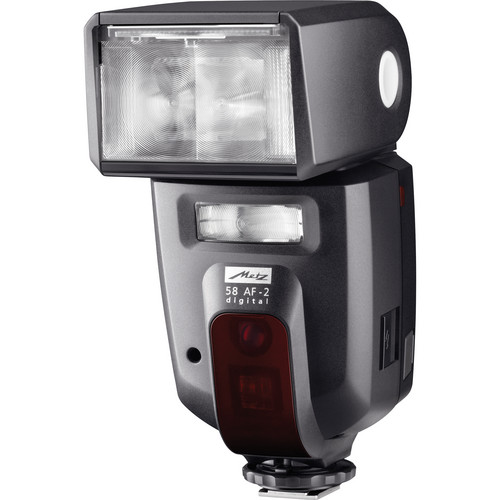 Metz mecablitz 58 AF-2 digital Flash for Nikon Cameras