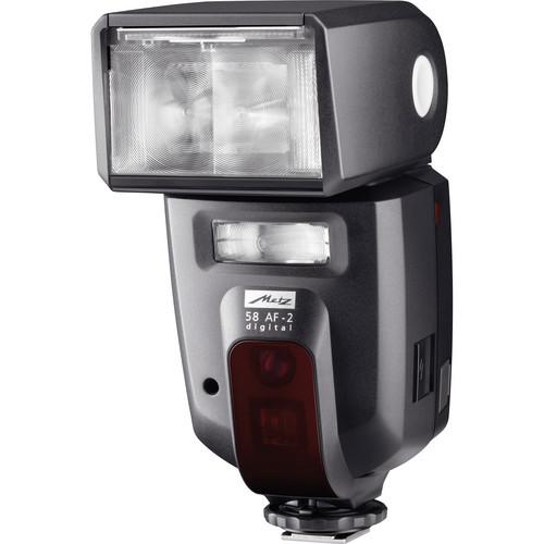 Metz mecablitz 58 AF-2 digital Flash for Sony/Minolta Cameras