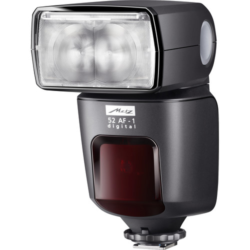 Metz mecablitz 52 AF-1 digital Flash for Canon Cameras