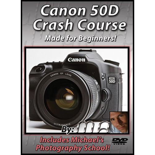 Michael the Maven DVD: Canon 50D Crash Course