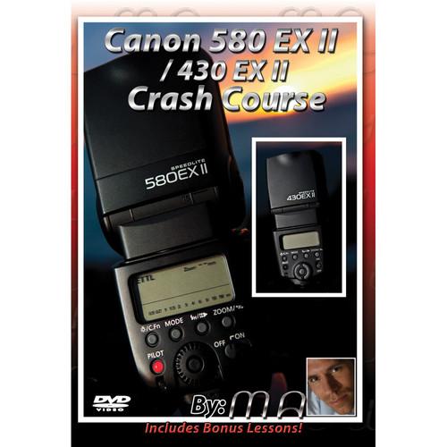 Michael the Maven Canon 580 & 430 EX II Speedlite Crash Course (DVD)