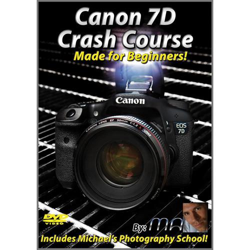 Michael the Maven Canon 7D Crash Course (DVD)