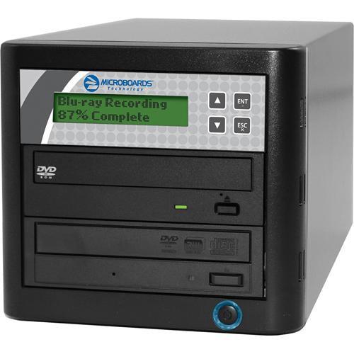Microboards CopyWriter Pro Blu-ray 1:1 Standalone/USB 2.0 Duplicator