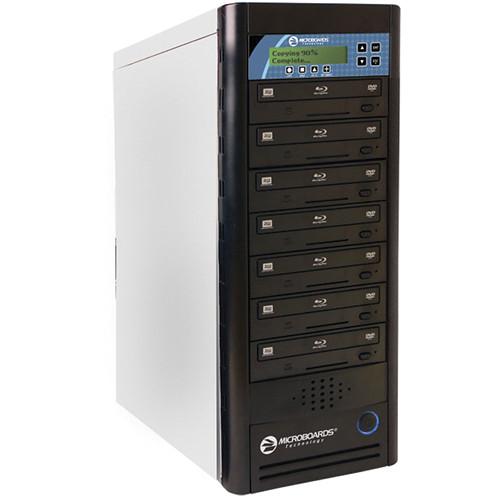 Microboards CopyWriter Pro Blu-ray 1:6 Standalone Duplicator