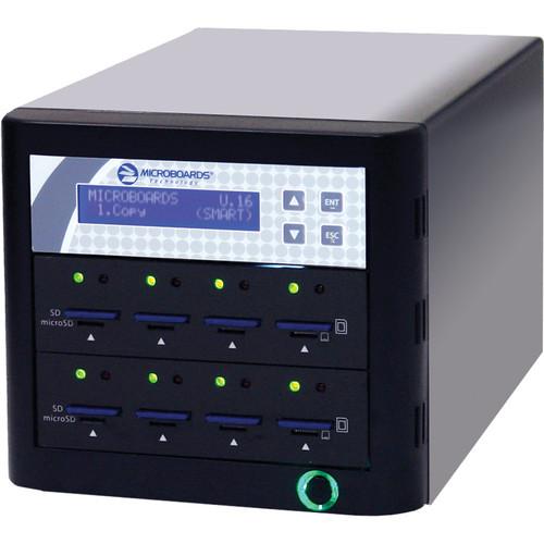 Microboards 1:7 Copywriter SD/MicroSD Card Duplicator
