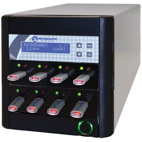 Microboards 1:7 CopyWriter USB Flash Duplicator