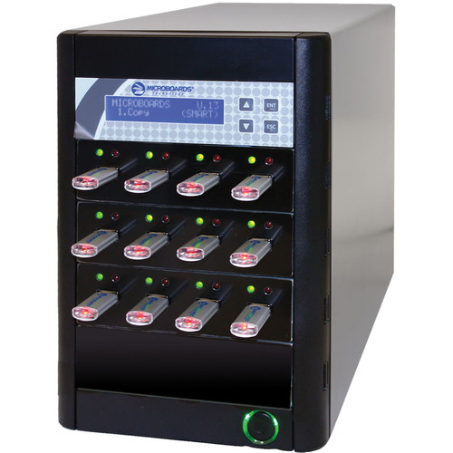 Microboards 1:11 CopyWriter USB Flash Duplicator