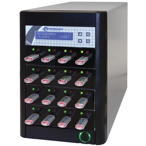 Microboards CopyWriter USB Flash Duplicator (15-slot)