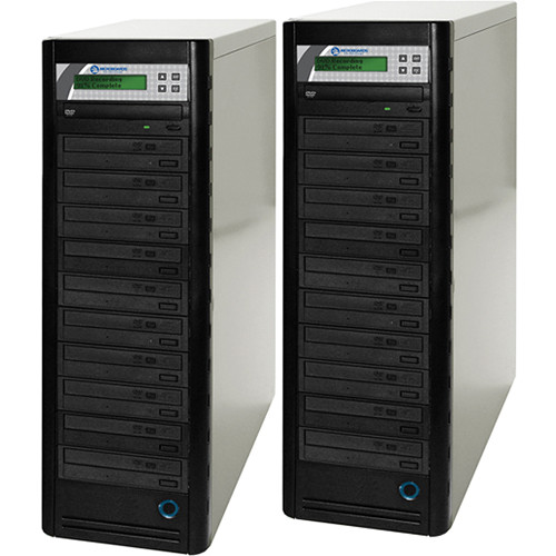 Microboards 20-Drive Daisy-Chainable DVD Tower