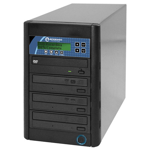 Microboards 1:3 CopyWriter Pro CD/DVD Duplicator