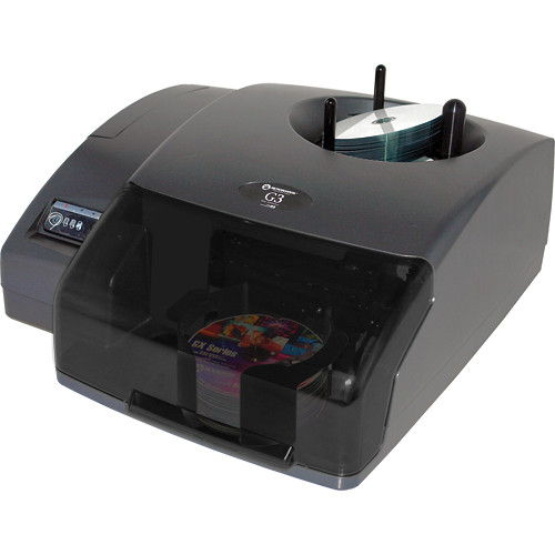 Microboards G3 Disc Publisher Blu-ray Burning and Printing System