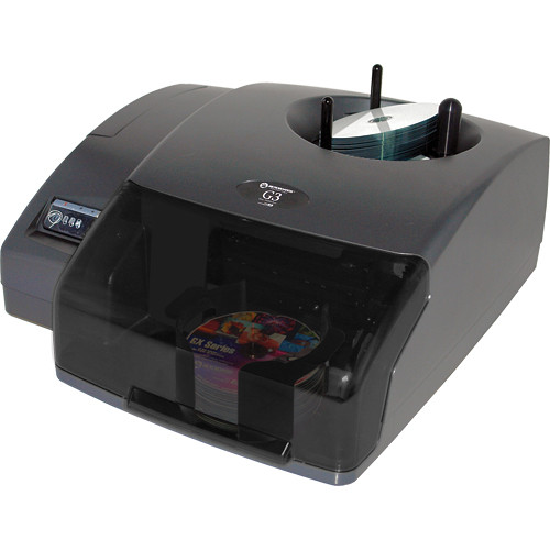 Microboards G3 Disc Publisher DVD Burning and Printing System