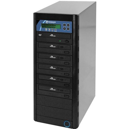 Microboards 1:5 CopyWriter Pro LightScribe DVD Duplicator