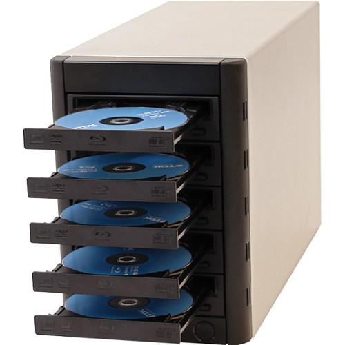 Microboards Multi-Writer Blu-ray Tower Duplicator