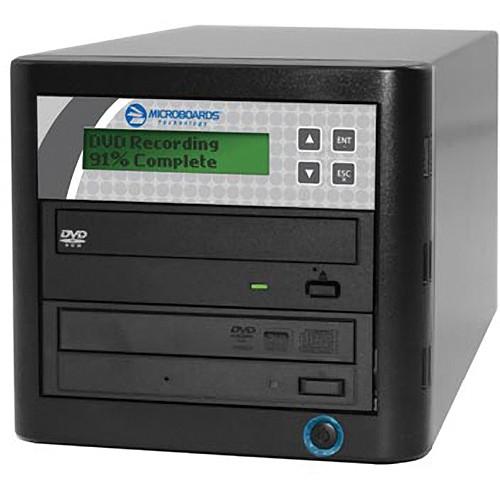 Microboards QD-DVD 24x/48x Standalone 1:1 DVD/CD Duplicator