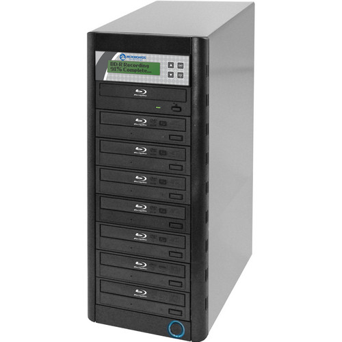 Microboards QD-BD-H7 Blu-ray Tower Duplicator