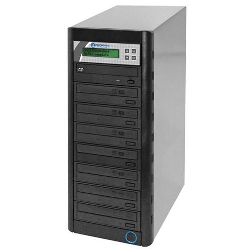 Microboards QD-DVD-127 24x/48x Standalone 1:7 DVD/CD Duplicator