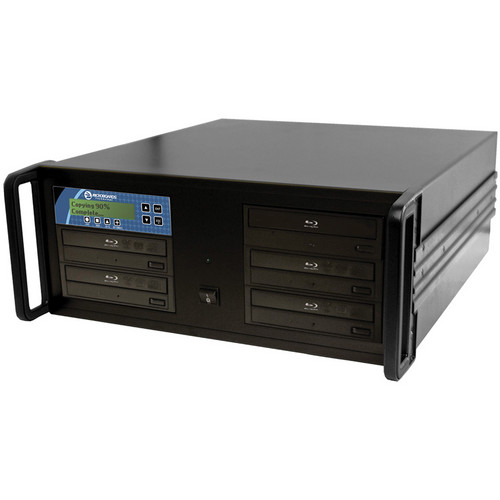 Microboards CopyWriter Pro Blu-ray USB 3.0 Rackmount Duplicator