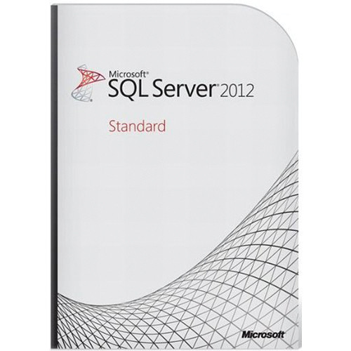 Microsoft SQL Server 2012 Standard Edition